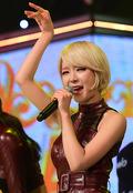 '쇼챔 1위' AOA 초아, '눈물의 앙코르송'