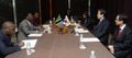 김무성 대표, 탄자니아 민주진보당 대표 면담