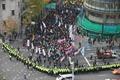 '한중FTA중단 촉구 행진'