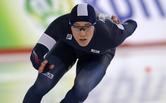 모태범, 빙속 월드컵 남자 500m 2차레이스 '은'