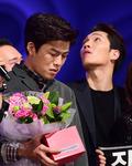 김필, 곽진언, '5.5점으로 엇갈린 희비'