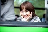 '힐러' 박민영, 꽃받침 포즈 공개 '상큼하네'