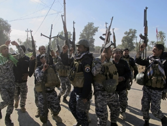 이라크군, IS로부터 사디야 탈환