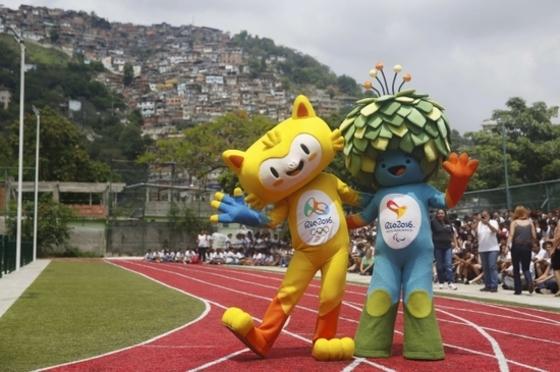2016 리우올림픽 마스코트 공개