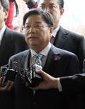 불법 선거운동 의혹 권선택 대전 시장...검찰 소환