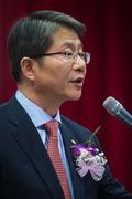 축사하는 류길재 통일장관