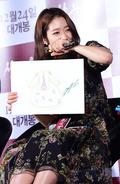 박신혜, '왕비님의 그림 솜씨는요?'