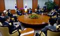 윤병세 장관, 외교부 방문한 렁춘잉 홍콩 행정수반 접견