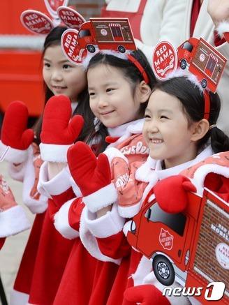 꼬마 산타들의 미리크리스마스