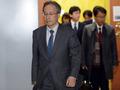군대위안부 문제 논의 마친 이하라 수석대표