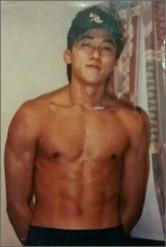 마동석 19살때 사진 보니…초콜릿 복근 '훈훈'