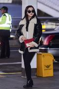 포미닛 권소현, '추울 때는 가죽자켓이 따뜻해요~'