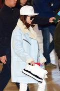 소녀시대 써니, 편안한 공항 패션.