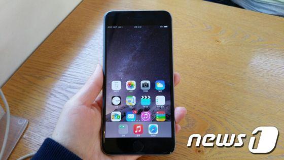 KT, 아이폰6·6+ 16GB 모델만 지원금 올려…이유는?