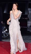 '어벤져스2' 수현, '눈 처럼 하얀 드레스 입고~'