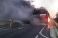 불타는 버스