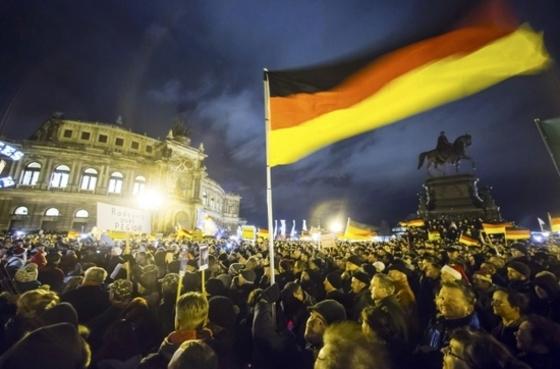 독일서 사상 최대 이민반대 집회