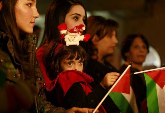팔레스타인의 크리스마스