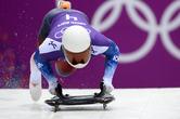 스켈레톤 윤성빈, 월드컵 사상 첫 동메달 쾌거