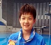 울산대현중 조현주 MBC배수영 대회신 金