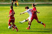 로시얀카 박은선, 러시아 이적 후 첫 득점