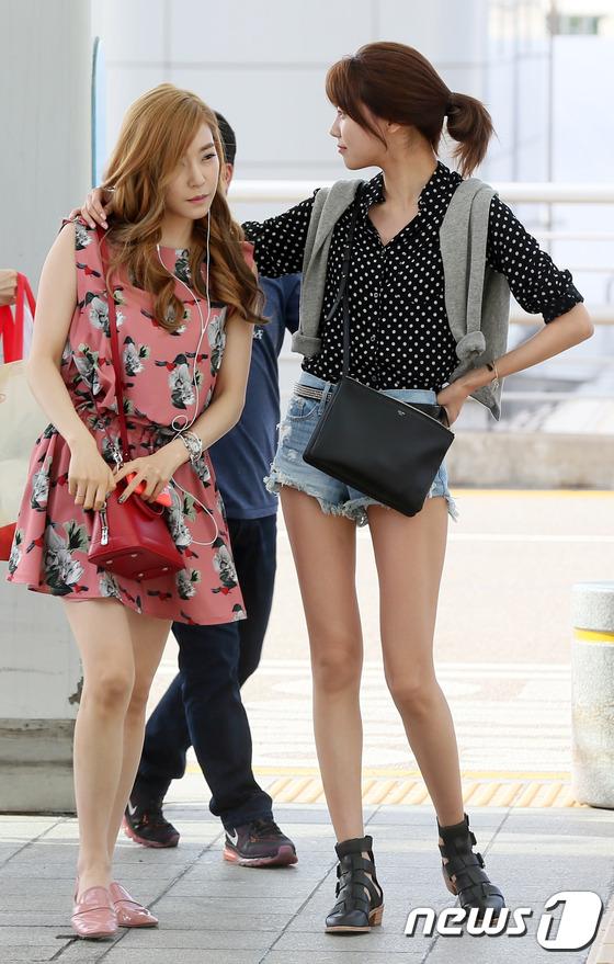 Photos 140802 Girls 39 Generation Airport Photos Korea