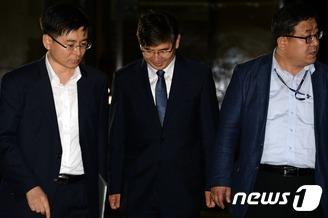 박상은·김재윤·조현룡 '결국 구치소로'