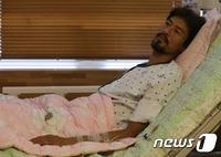 """김영오씨 단식 중단…""""장기적인 싸움을 준비하겠다"""""""