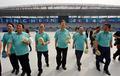 김무성 대표, 인천아시안게임 주경기장 시찰