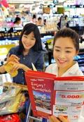 홈플러스, 외국인 관광객 인기 식품 모음전