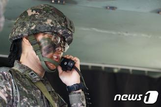 최초 여군 포병장교…'여군 전성시대'