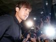 김현중, 취재열기 속 경찰 출석