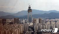 세계 마천루 경쟁 합류…세계6위 롯데월드타워
