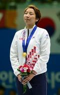 이라진, 여자 펜싱 사브르 금메달