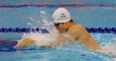 [군인체육대회]수영 최규웅, 男 평영 100m서 금메달