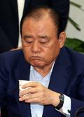 체포동의안 표결 앞둔 송광호 의원