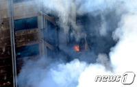 대형참사 교훈 벌써 잊었나…'인재' 되풀이된 의정부 아파트 화재
