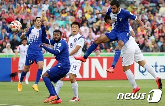 '남태희 결승골' 한국, 쿠웨이트전 1:0 승리