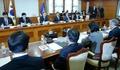 국가정책조정회의 주재하는 정 총리
