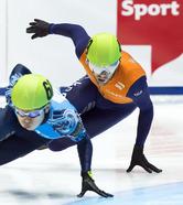 빅토르 안, 유럽선수권 개인종합 준우승
