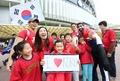 한국-이라크, '축구 사랑은 똑같아요'