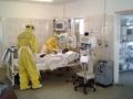 서아프리카에서 활동한 에볼라 대응 해외긴급구호대