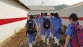 에볼라 긴급구호대 1진 귀국
