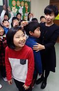 초등학교 개학, 누가 더 컷나?