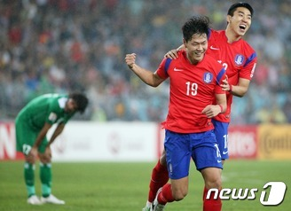 한국축구 27년만에 아시안컵 결승에