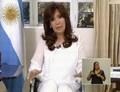 [사진]니스만 검사 관련 아르헨 대통령