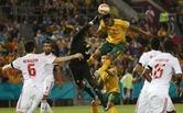 호주, UAE 2-0 제압…한국과 결승 맞대결