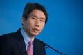 이인영 새정치연합 당대표 후보 긴급 기자회견