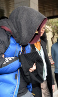 청와대 폭파 협박범 '여전히 묵묵부답'