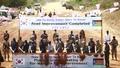 남수단 수도 주바와 보르를 연결하는 도로개통식